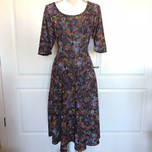 Lularoe 2XL Nicole Dress NWT